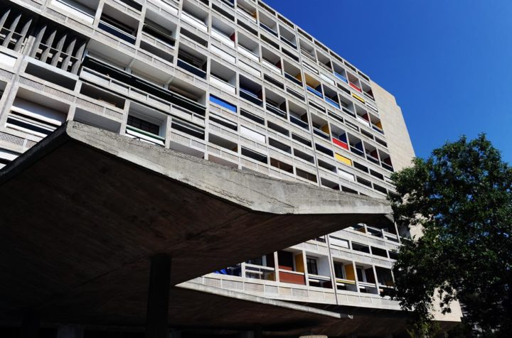 © D.Raux - La Cité Radieuse 7