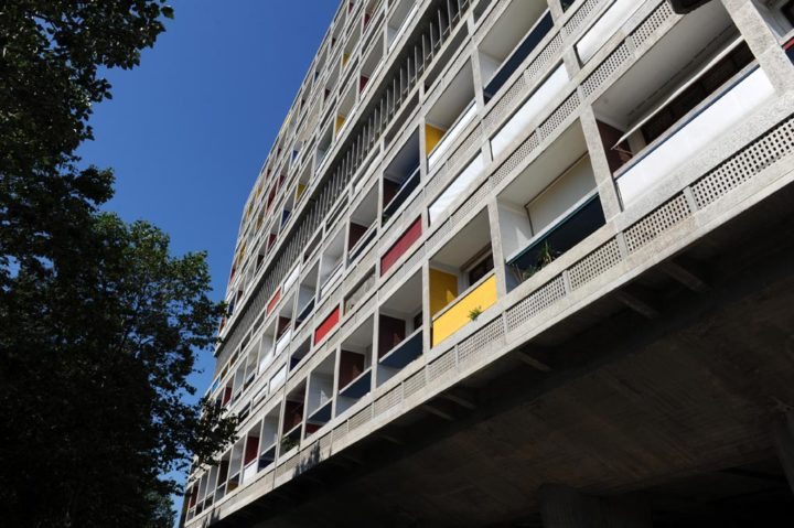 © D.Raux - La Cité Radieuse 8