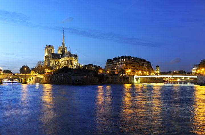 Notre-Dame Paris © D Raux 1