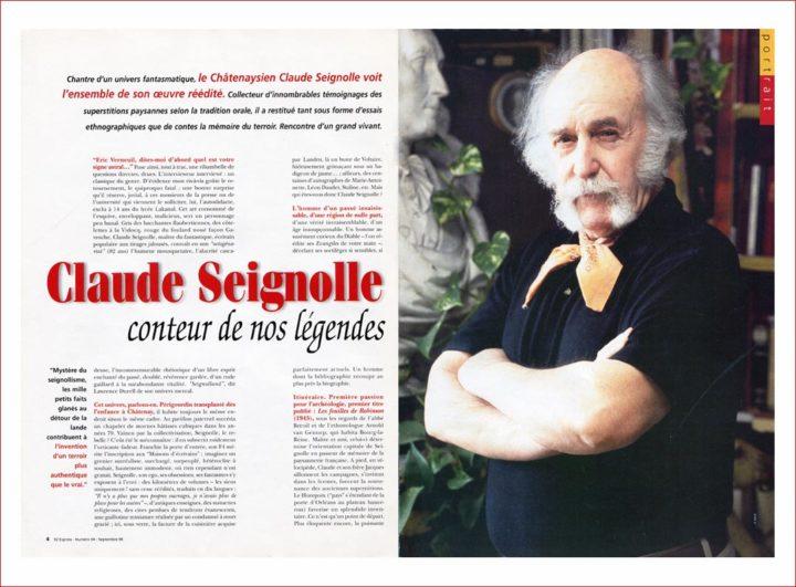 Claude Seignolle © Didier Raux 3