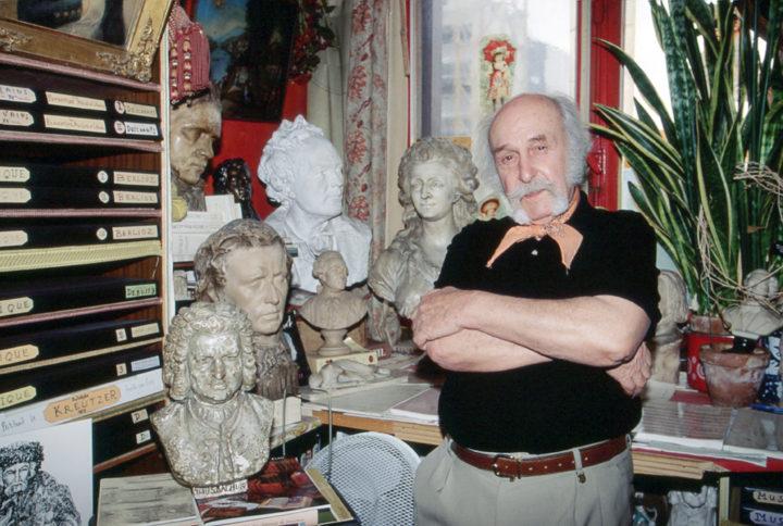 F Claude Seignolle 1998 Ecrivain 12