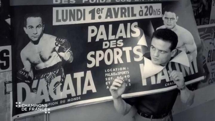 Le Boxeur Alphonse Halimi