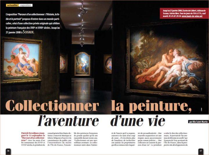 Expo Collectionner la peinture Sceaux 6