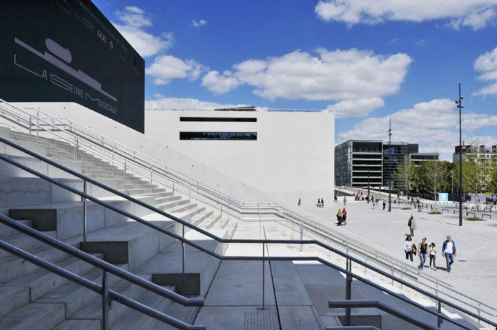 La Seine Musicale © Didier Raux 2