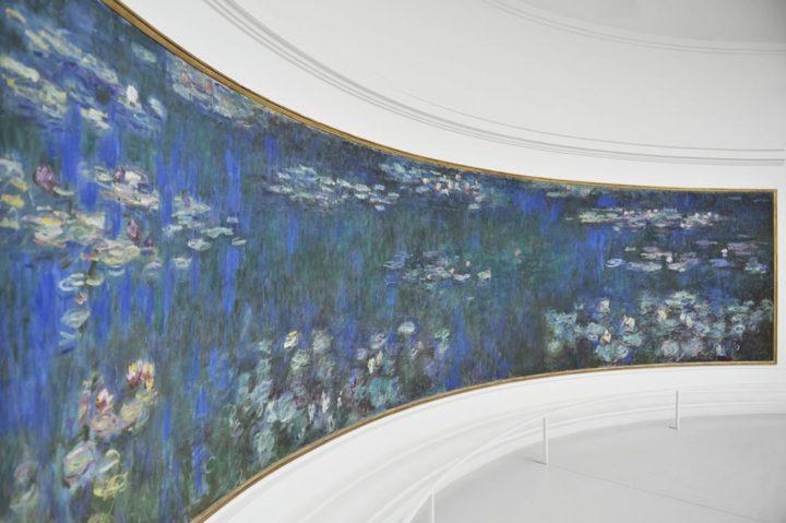 A Musee de l'Orangerie Paris © D Raux 1