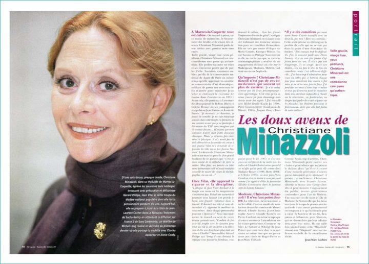 Christiane Minazzoli © Didier Raux 2