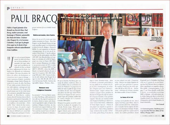 Paul Bracq © Didier Raux 2