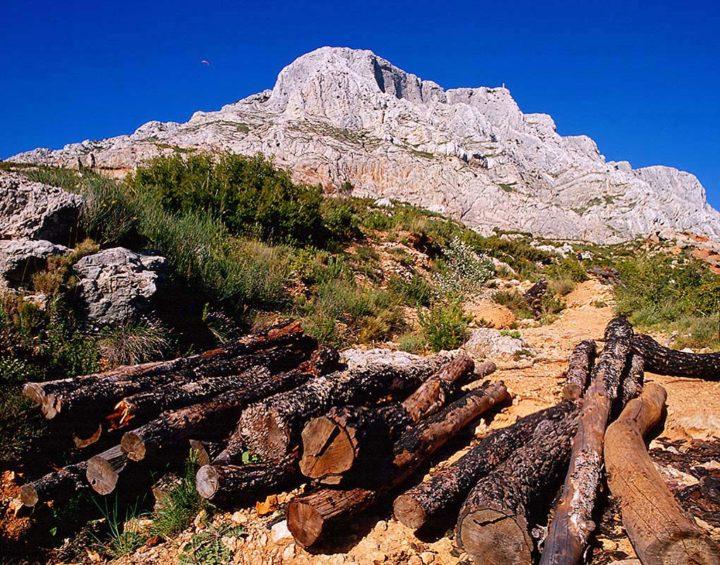 Montagne Saint Victoire © Didier Raux 2