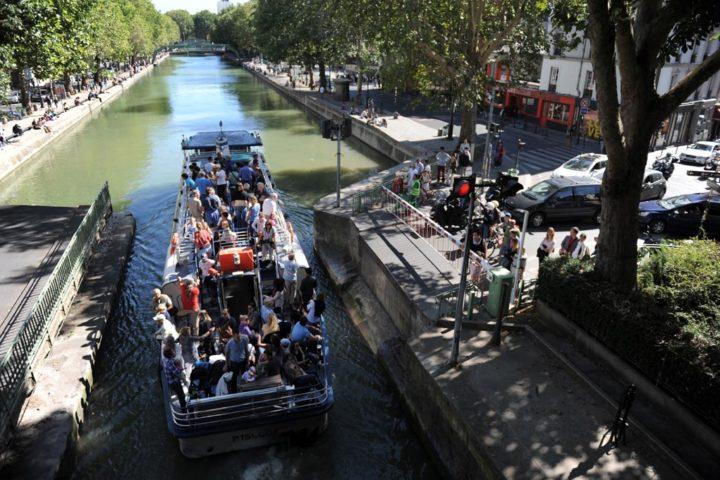 CANAL SAINT-MARTIN © Didier Raux 9