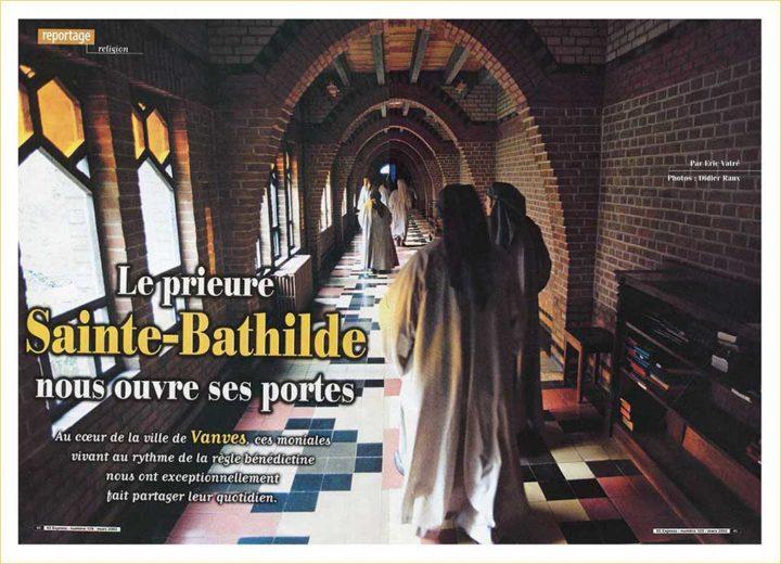 COUVENT SAINTE BATHILDE © Didier Raux 1