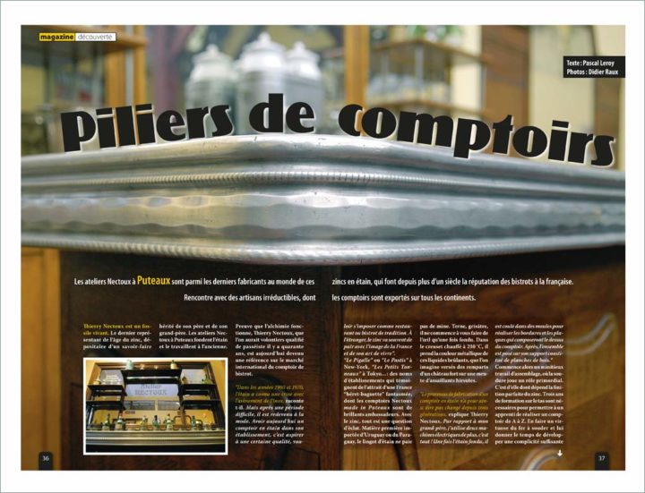 Comptoir Nectoux © Didier Raux