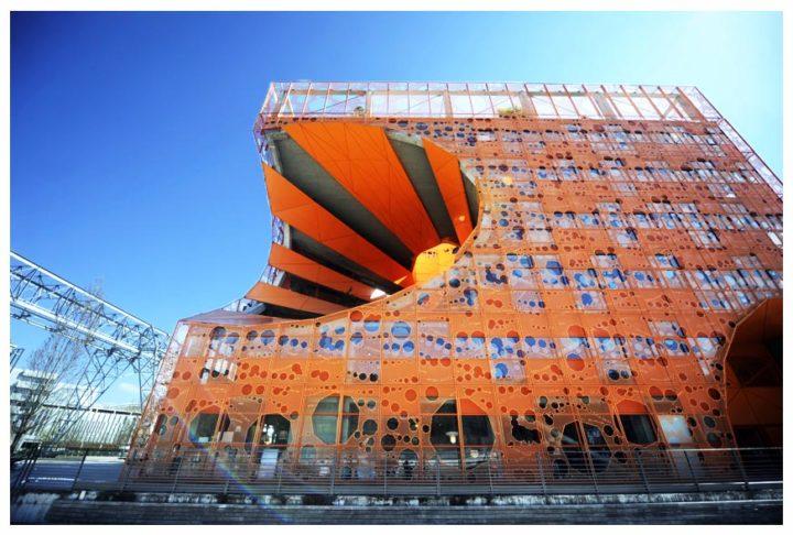 Immeuble Confluences Lyon © D Raux 3