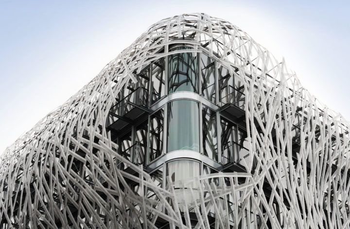 Immeuble Manny Nantes © D Raux 2