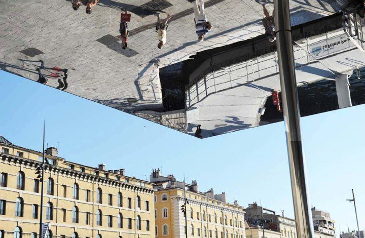 Le Miroir Norman Foster Marseille © D Raux 9