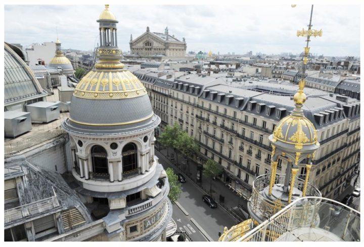 Paris vu d'en haut du Pintemps © Didier Raux 11