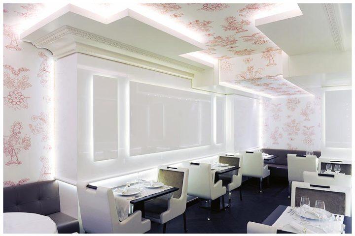 Restaurant L'Instant D'Or © D Raux 1