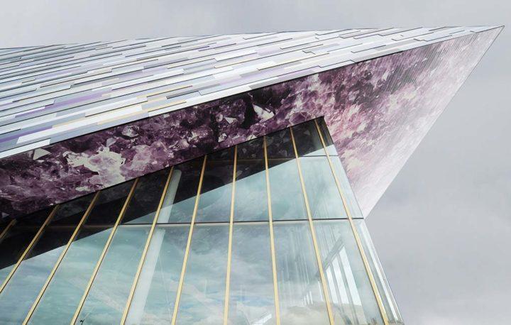 Salle Arena Montpellier © D Raux 2