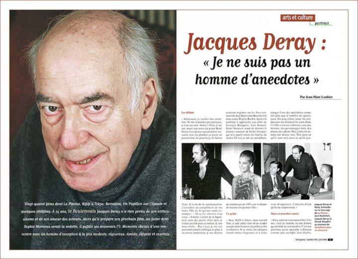 Jacques Deray © Didier Raux 1