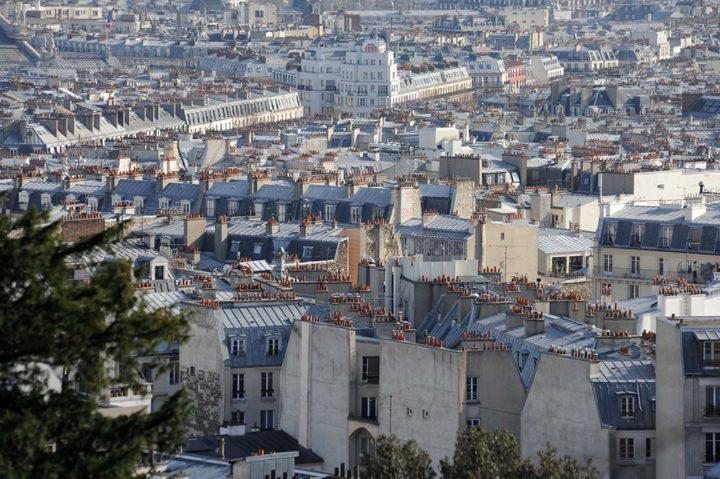 Les toits parisien © Didier Raux 8