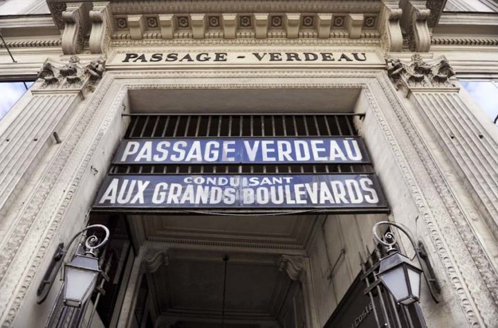 Passage Verdeau 2