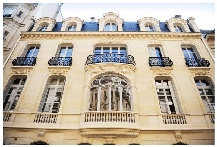 Hôtel particulier Paris 19