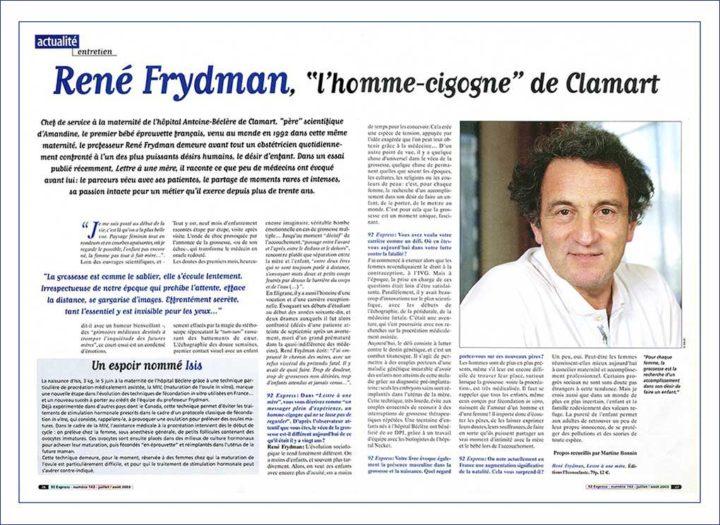 René Frydman © Didier Raux 1