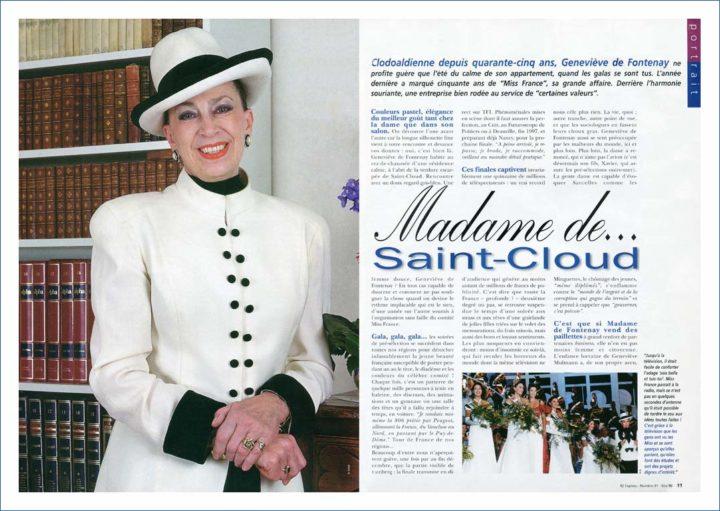 Madame de Fontenay 2