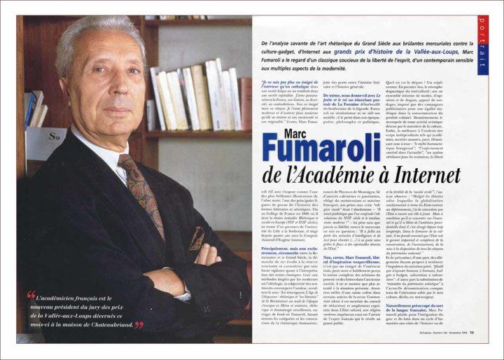 3 Marc Fumaroli © Didier Raux 3