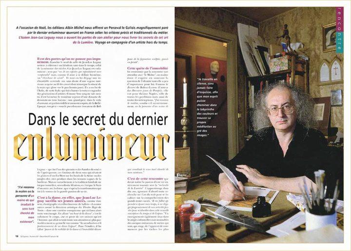 ENLUMINEUR © Didier Raux 2
