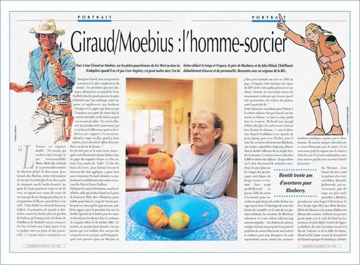 GIRAUD-MOEBIUS 2